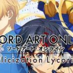 Sword Art Online Alicization Lycoris Download Crack CPY Torrent PC